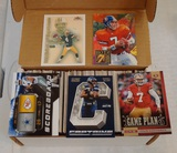 250 NFL Football Insert Card Lot Stars HOFers