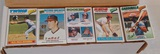 Vintage 1977 Topps Baseball Card Lot 660 Cards w/ Stars Dawson Rookie HOFers