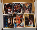 1993-94 Topps NBA Basketball Complete Card Set Stars Rookies HOFers