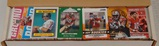 Approx 800 Box Full All San Francisco 49ers NFL Football Cards w/ Stars