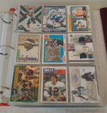 NFL Football Card Album 450 Cards Rookies Stars HOFers Loaded #2