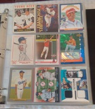 Baseball Card Album 450 Cards Rookies Stars HOFers Loaded #1