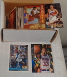 250 NBA Basketball Rookie Card Lot RC Stars HOFers Shaq LeBron Nash Hill