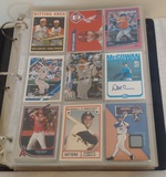Baseball Card Album 450 Cards Rookies Stars HOFers Loaded #2