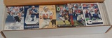 Approx 800 Box Full All New England Patriots NFL Football Cards w/ Stars Brady Gronk