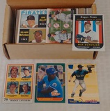 300 MLB Baseball Rookie Card Lot Stars HOFers 1960s 1970s 1980s 1990s 2000s