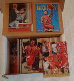 200 NBA Basketball Card Lot All Scottie Pippen