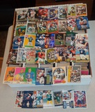 NFL Football Card Monster Box 5 Row Many Stars Rookies HOFers Bulk Dealer