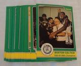 Vintage 1984 STAR NBA Basketball Team Set #1-25 Boston Celtics Champs Bird