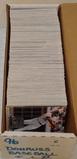 1996 Donruss Baseball Complete Card Set Stars HOFers Rookies