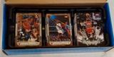 Fleer Michael Jordan NBA Basketball 200 Card Complete Set w/ Box Bulls HOF No Memorabilia Insert