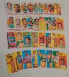 Vintage 1969-70 & 1970-71 Topps NBA Basketball Tallboy Card Lot Stars Rookie HOF Reed West Checklist