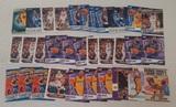 NBA Basketball Mega Star Card Lot Kobe LeBron Durant Curry