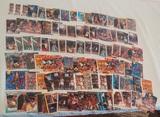 102 Michael Jordan NBA Basketball Card Lot 1990s Bulls HOF