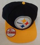 Brand New Pittsburgh Steelers Snapback NewEra 9Fifty Hat Cap NFL Football