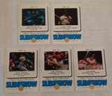 5 Leaf 1994 Slideshow Baseball Insert Card Lot Ken Griffey Jr Bonds