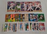 2006 Phillies Jumbo Card Team Issue Set Stars SGA w/ 2013 Topps Cards Inserts