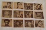 12 Vintage 1942 Eppy Smilin Jack Card Lot War Bonds Non Sport