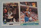 1992-93 Ultra & Classic Shaq Shaquille O'Neal Rookie Card Pair Magic HOF
