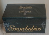 Brand New Snowbabies Dept 56 Count Your Lovely Stars Candle Jar MIB Factory Sealed