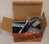 New Yamaha Value Pack Portable Keyboard Survival Kit Adapter Foot Switch Koss CD Rom Box