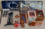 Sports Lot Dallas Cowboys Buffalo Bills Penn State Some New Ornament