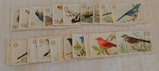 Vintage Church & Co Arm Hammer Baking Soda Useful Birds Complete Card Set #1-30