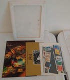USPS Commemorative Stamp Collection 1991 w/ 55 Stamps $16+ Face Value Stamps