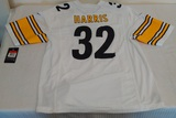 Franco Harris Steelers NFL Onfield Stitched Football Jersey New w/ Tags Adult L Large HOF