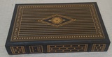 Franklin Library Leather Bound High End Book Moby Dick Herman Melville