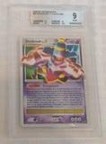 2008 Pokemon DP Stormfront #96 Dusknoir LV Holo BGS GRADED 9 MINT Rare Ectoplasm Card Beckett