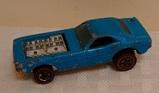 Vintage Hot Wheels Red Line Die Cast Car 1970 Show Off Baby Blue 100% Original UnRestored Rare