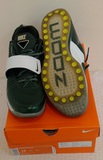 Nike Zoom Revis Mens Shoes Size 12 w/ Box Green Worn Once? Matching Pair