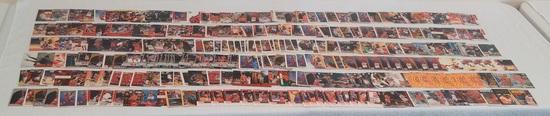 Huge Michael Jordan NBA Basketball Card Lot 258 Cards Bulls HOF Base Inserts Promos 1990 1991 Topps