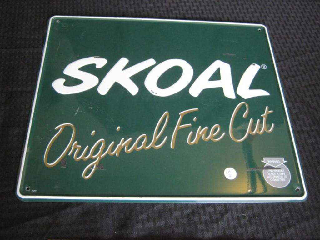 Skoal Wallpaper