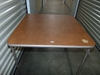Vtg Samsonite Card Table W/ Folding Legs (LOCAL PICK UP ONLY)