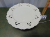 Very Nice Ceramic Cake Stand, Made In Portugal