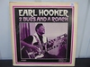 "Earl Hooker "" 2 Bugs And A Roach "" Rare Original First Press Arhoolie Records,"