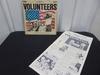 "Jefferson Airplane "" Volunteers "" Vinyl L P With Insert, R C A, L S P - 4238"