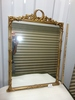 Beautiful Vtg Art Nouveau Mirror In Gilded Frame LOCAL PICK UP ONLY