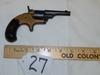 Antique Circa 1874, .22 Caliber Colt Open Top Revolver