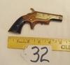 """Antique 1870s Merrimack Arms """" The Southerner """" .41 Caliber Derringer"""