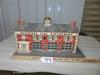 Vtg 1940s Keystone Fire Department Toy