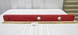 Vtg Mayes Red Wood 28 Inch Level
