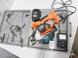 Chicago 6 1/2 Inch, 18 Volt, Circular Saw W/ Battery, Charger And