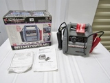 Schumacher Instant Power Jump Starter, Air Compressor And 12 Volt