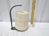 Vtg Country Store String Dispenser For Wrapping Packages