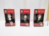 Three N I B One Direction Mini Figures: Niall Horan, Zayn Malik And