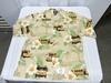 New Men's 100% Cotton Short Sleeve Shirt