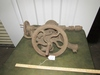 Antique Cast Iron The Silver Mfg Company No. 22 Drill Press ( Local Pick Up Only )